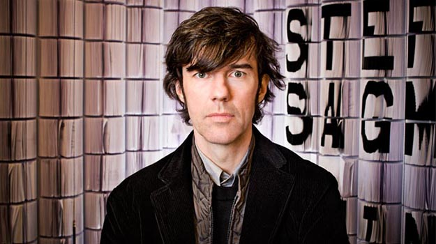 "Stefan Sagmeister: Why ""beautiful design"" makes things work better"