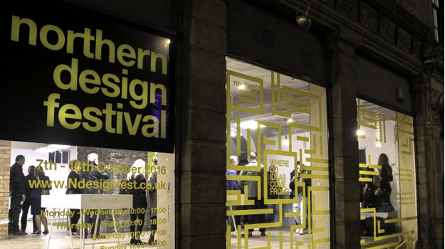 Northern Design Festival 2016: exploring where ideas come from