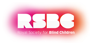 Royal Society for Blind Children logo