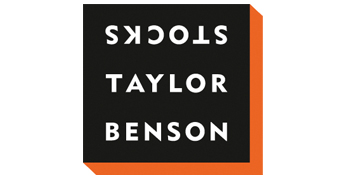 Stocks Taylor Benson logo