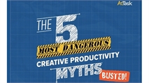 Workfront white paper: The 5 most dangerous creative productivity myths
