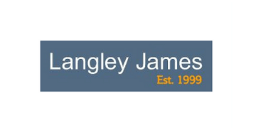 Langley James logo